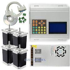 CNC Kit 4 Axis TB6560 Stepper Driver Kit + Box/Motor/PSU/Keypad/Display