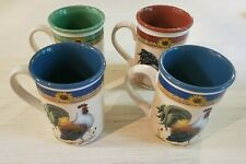 Gibson Rooster Mugs