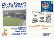New listing 19 AUGUST 1992 TOTTENHAM HOTSPUR v COVENTRY CITY PREMIERSHIP DAWN FOOTBALL COVER