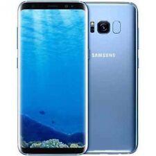 Téléphones mobiles bleus Samsung, 64 Go