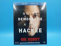 neuf film serie blu ray notre democratie a ete hackee mr robot saison 1