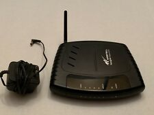 WESTELL VERSALINK 327W MODEM / WIRELESS WI-FI ROUTER Model B90-327W15-06 WORKS