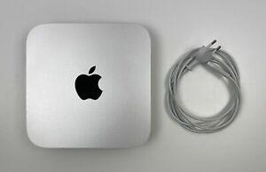 Apple Mac Mini Server Quad Core i7 2,3 Ghz 8 GB RAM 2x 1 TB HDD SILBER