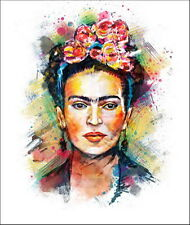 "MX06123 Frida Kahlo - 1907- 1954 Self–Taught Self Portraits Art 14""x17"" Poster"