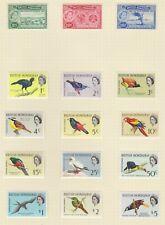 Stamps of British Honduras