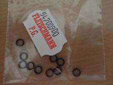 Fleischmann 54700900 N Haftreifen 10 Stück 4,8 mm durchmesser