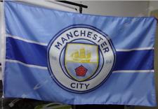 Manchester City FC Flag Banner 3x5ft Man City Flag The Cityzens