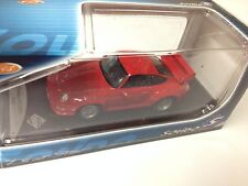 1/43 SOLIDO PORSCHE 911 GT2 1996 ROUGE-AUTO CAR COLLECTION VOITURE -