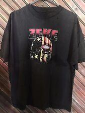 Vintage ZEKE T shirt XL Seattle Band Motorhead Turbonegro Nashville Pussy tour