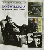 Don Williams - One Good Well  True Love  Currents [CD]