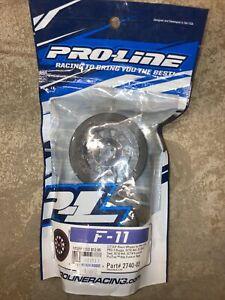 """Pro-Line 2740-03 F-11 F/R Wheels SC10RS 2wd SC10 4wd 2.2 x 3.0"""" SC Trucks NIP"""