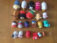 Disney Tsum Tsum Lot of 19 different sizes