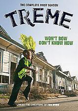 Treme - Series 1 - Complete (DVD, 2011, 4-Disc Set)
