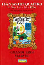 GRANDI EROI MARVEL VOLUME 1 I FANTASTICI QUATTRO
