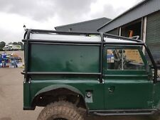 Land Rover Defender 90 Van/County roll cage - supplied and fitted