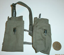 Toyscity German Wehrmacht grenade pouches 1/6th scale toy accessory