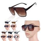 Fashion Retro Thick Big Frame Eyeglasses Women's Men's Sunglasses Glasses