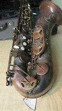 Chateau Tenor Saxophone Student Model VTS-500VE Vintage Finish