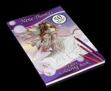 Elfen Malbuch - Nene Thomas - Fantasy Feen Meditationsbuch Ausmalbuch