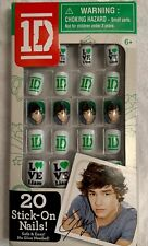 1D ONE DIRECTION 20 Stick On False Nails features LIAM Collectible Nail Art BN19