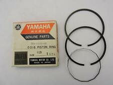 214-11601-13 NOS Yamaha Piston Rings 1st OS 0.25 mm DT1 BC CMX SE Y136