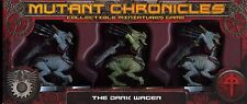 Mutant Chronicles CMG The Dark Wager MINT FFGMC16