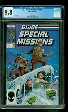 G.I. Joe Special Missions 6 CGC 9.8 NM/MINT Outback Cobra Zeck cover