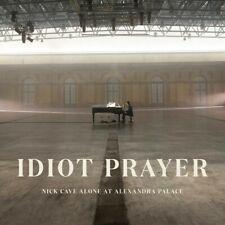 NICK CAVE & THE BAD SEEDS - Idiot Prayer Nick Cave Alone At Alexandra Palace 2CD