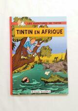 BD - Tintin en Afrique / EO 2010 / HERGE / AYHAN / Istan'bulles / Pastiche