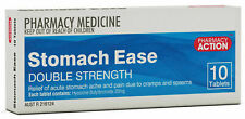 Stomach Ease Forte 10 Tablets Hyoscine Butylbromide 20mg SAME AS Buscopan Forte+