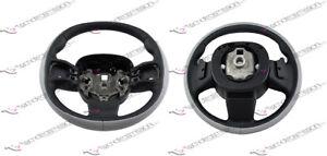 VOLANTE FIAT 500L SELESPEED CON INSERTO GRIGIO COD. 735560311