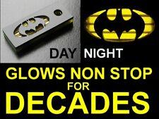"Glows NON STOP For DECADES ""BATMAN"" Tritium Key chain,Keyring GTLS!"