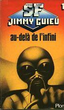Livre au delà de l'infini Jimmy Guieu book