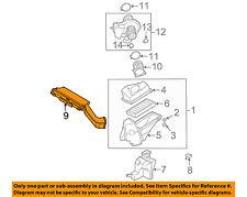 NISSAN OEM 03-07 Murano Air Cleaner Intake-Inlet Duct Tube Hose 16554CA000