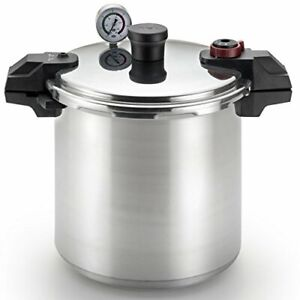 T-fal Pressure Cooker, Pressure Canner with Pressure Control, 3 PSI Settings, 22