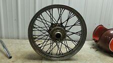 95 Honda VT1100C2 VT 1100 C2 Shadow Front Rim Wheel