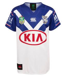 Canterbury-Bankstown Bulldogs 2017 Kids Home Jersey