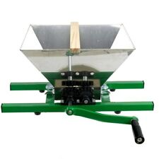 7L Fruit Shredder, Apple Crusher Pulper Grinder, Fruit Press Cider Wine Making
