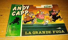 ANDY CAPP # 17 - LA GRANDE FUGA -  1988 - GARDNER EDITORIALE - COMICS BOX