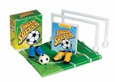 Finger Soccer [With 2 Pair Soccer Cleats/2 Goal Posts/Soccer Ball and Soccer-Pit