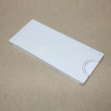 30 pcs Acrylic Small size 80x35 mm Locker Door Name Plate Holder Office AK-80