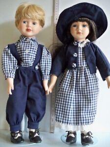 2 Puppen groß  (015)