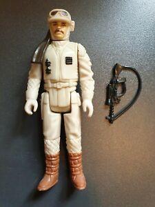Star Wars Vintage Figur- REBEL COMMANDER - lose & original