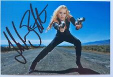 Helena Mattsson Autographed Photo Species: The Awakening 666 Park Ave Signed