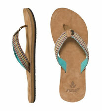 Beach Standard Width (D) Textile Flats for Women