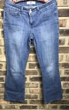 Levi's women's size 4 Jeans 526 Classic Short inseam Slender Boot Cut Denim AE