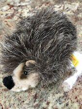 STEIFF Plush Hedgehog JOGGI EAN 1675/12 Vintage Antique Stuffed Animal Baby Doll