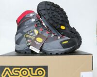 NEW Asolo Neutron GTX Hiking Boots - Gore-Tex + Vibram All Sizes MSRP $260 Men's