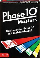 Mattel Phase 10 Masters FPW34 Kartenspiel 3-6 Spieler, Reisespiel, für Familien