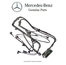 Mercedes W140 500SL R129 SL500 Engine Electric Cable Wiring Harness Fuel Inj Sys